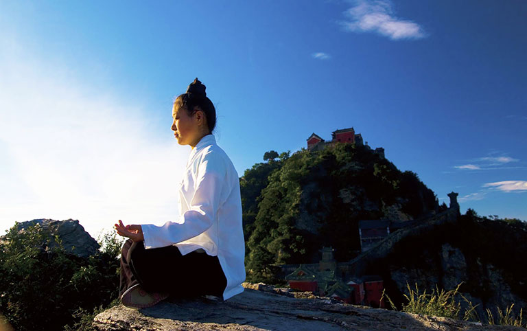 Sitting Meditation and Stillness Cultivation Experience