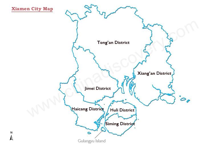 Xiamen maps xiamen fujian map xiamen china map xiamen maps 2018 updated detailed and downloadable gumiabroncs Gallery