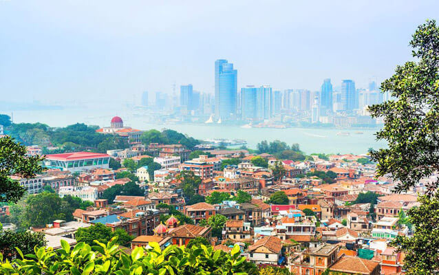 Beautiful Gulangyu Island