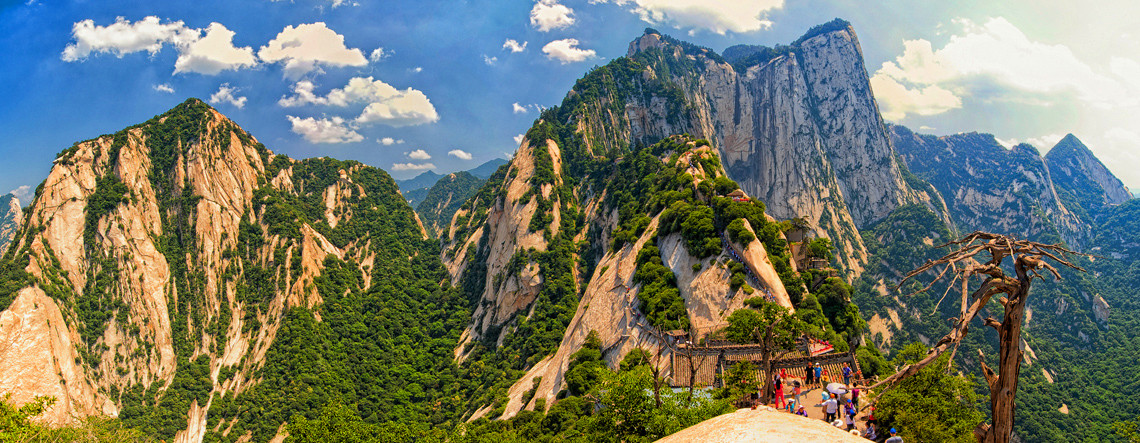 Xian Mount Hua Tour