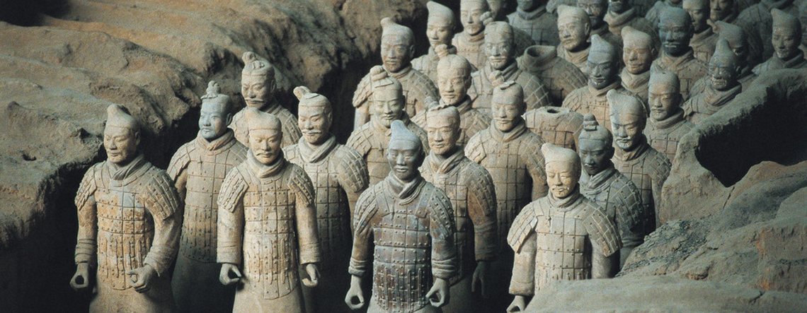 Chinas Three Gorges, Xian & the Terracotta Warriors