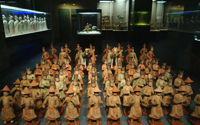a lesson in history at the museum of chines in america Getting started overview of the holocaust (pdf) lesson length: one class period organized around a museum-produced 38-minute documentary, the path to nazi genocide, these materials and.