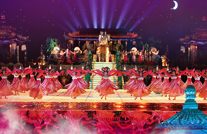 Watch Tang Dynasty Show
