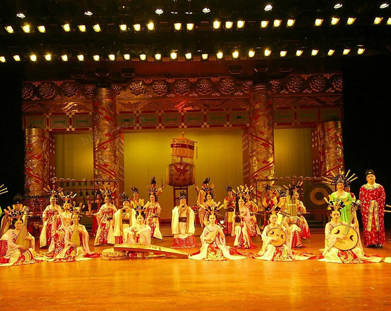 Tang Dynasty Dinner & Show