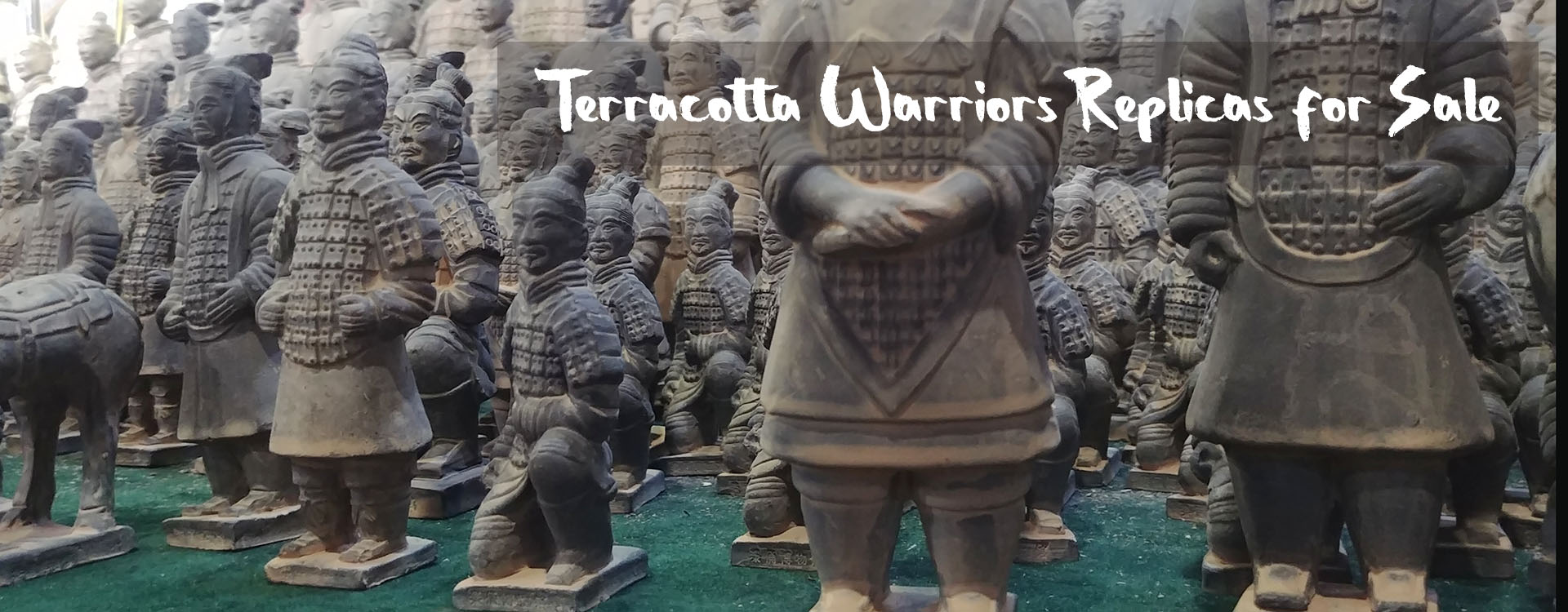Terracotta Warriors Army Soldiers for Sale