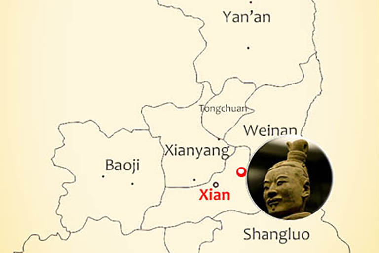Xian Tourism & Travel Information