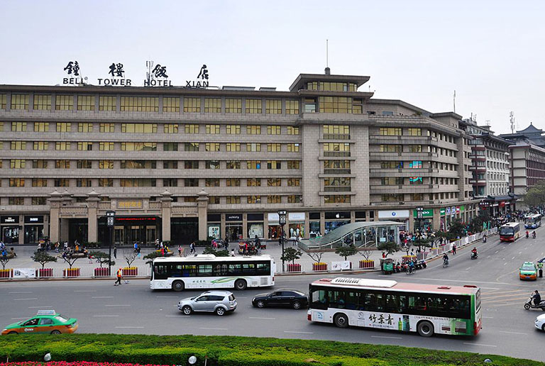 Where to Stay in Xian