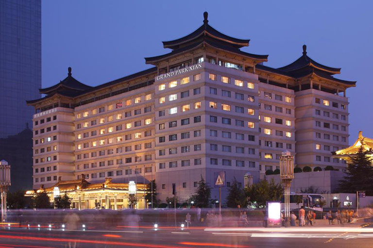 Where to Stay in Xian - Hotels Near Muslim Quarter and Bell Drum Tower