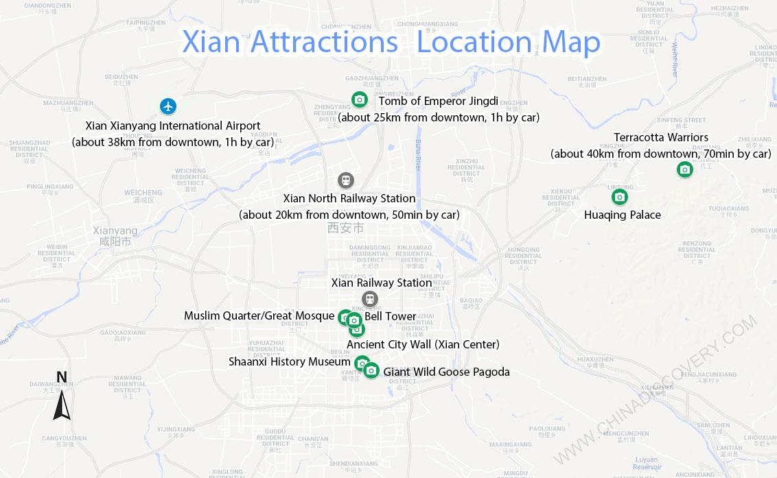 3 Days in Xi'an