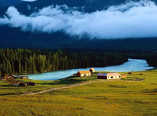 9 Days Kanas Lake Fairyland Tour from Urumqi