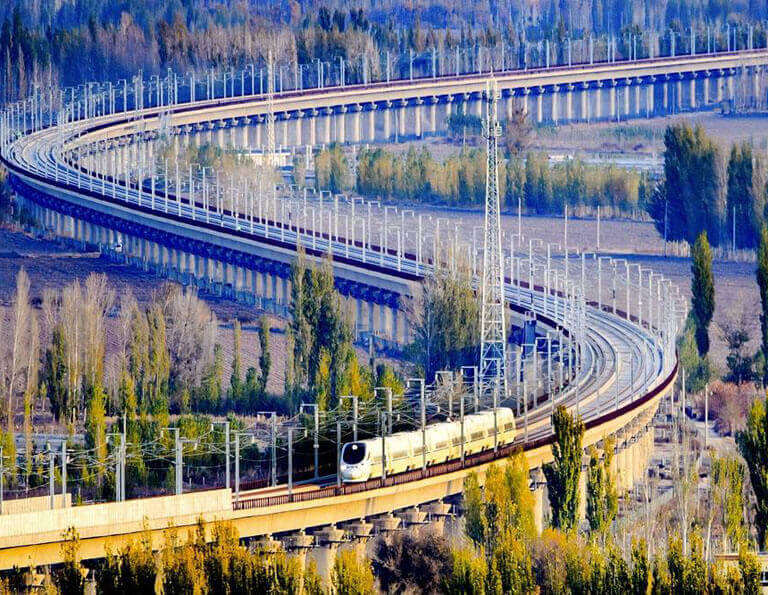 15 Days Classic Ancient China Silk Road Tour with Bullet Train Experience