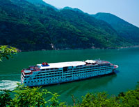 Luxury Yangtze River Cruise