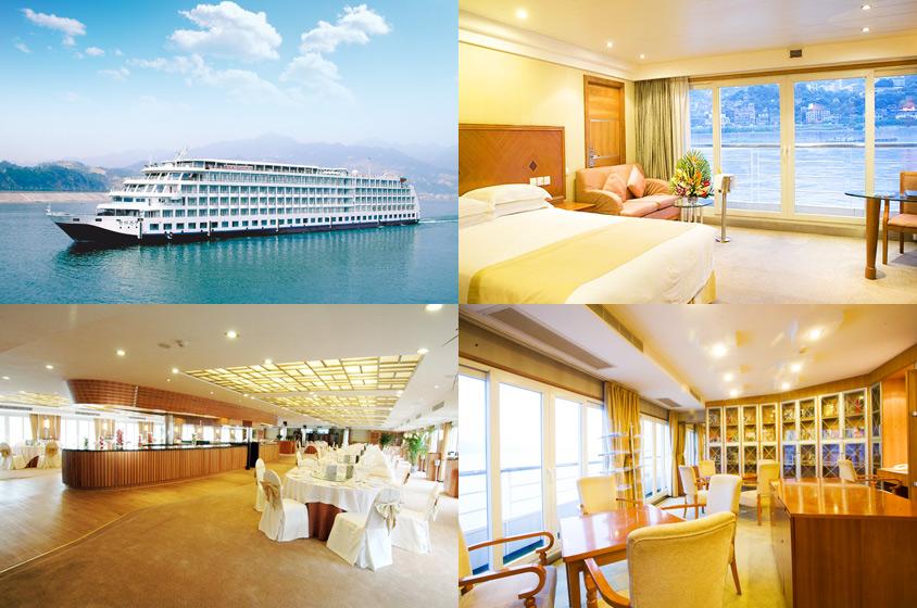 Best Yangtze Cruise Ships, Most Recommended Yangtze ...