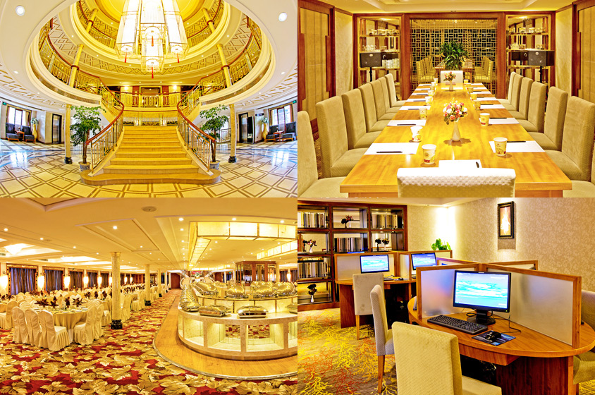 Best Yangtze River Cruises - President No.7