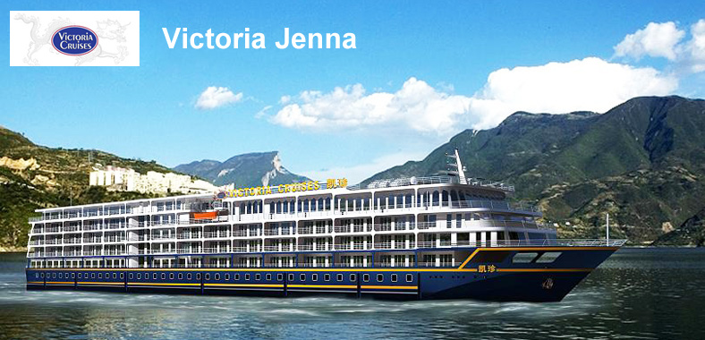Victoria Jenna Cruise Ship