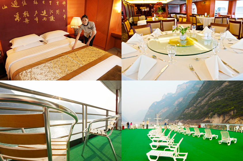 Best Yangtze Cruise Ships, Most Recommended Yangtze ...