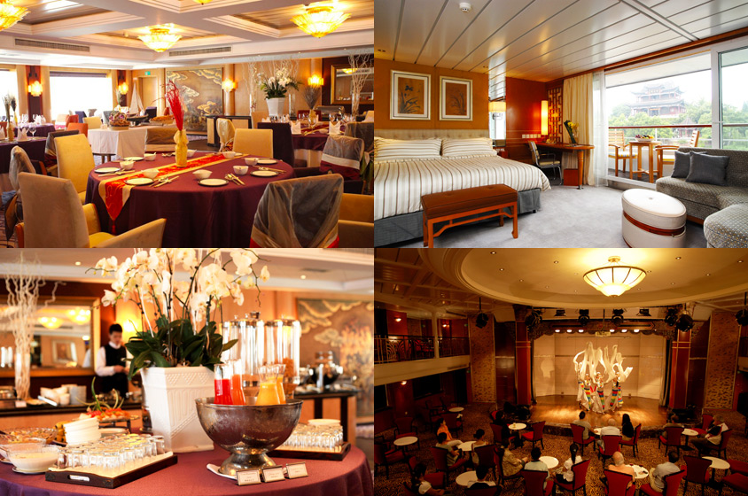 Luxury Yangtze River Cruises - Yangtze Explorer