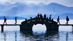 Exploring the modern and past faces of Shanghai & enjoying a wonderful leisure time in the city of heaven - Hangzhou!