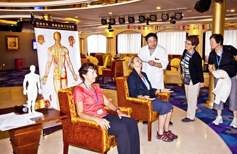 Yangtze River Cruise Services - Activities Onboard