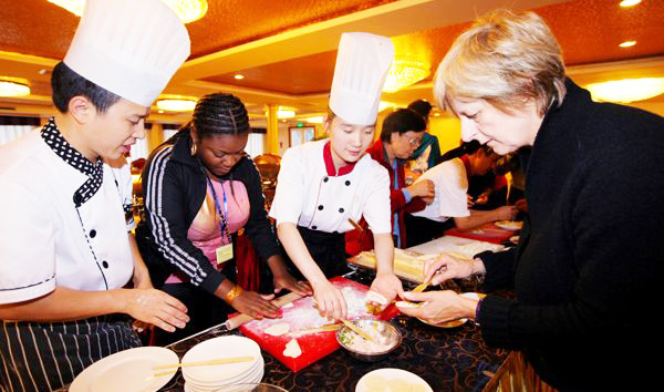 know China better from cultural activities
