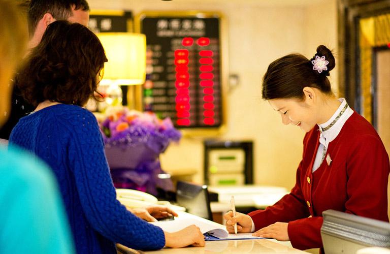 Yangtze River Cruise Services Cruise Service On Board