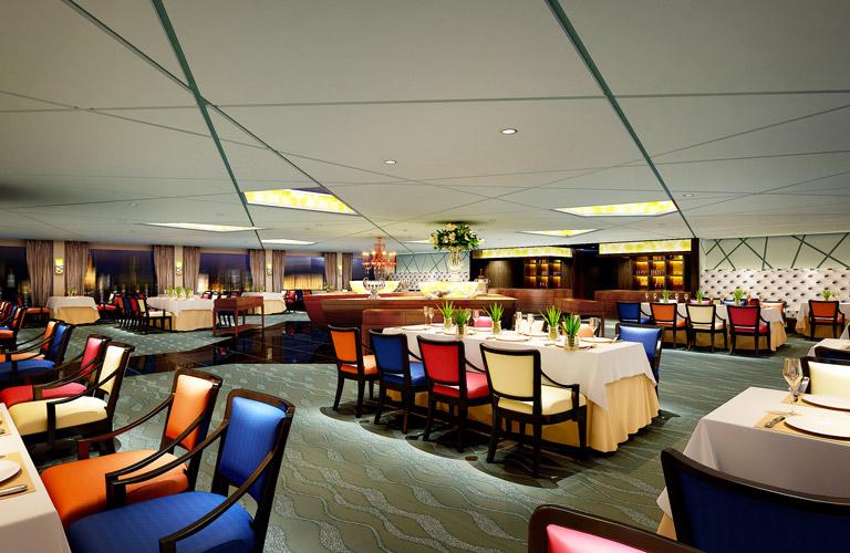 Yangtze Cruise Facilities Facilities On Yangtze River Cruise Ships