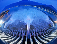 Three Gorges Dam Tour