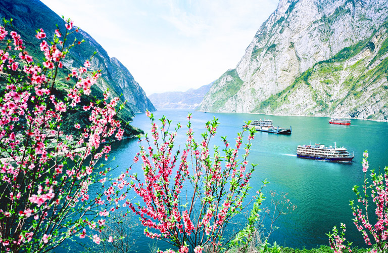 Spring of Yangtze River