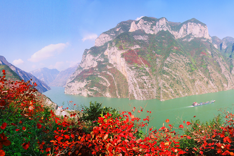 Gorgeous Three Gorges Scenery