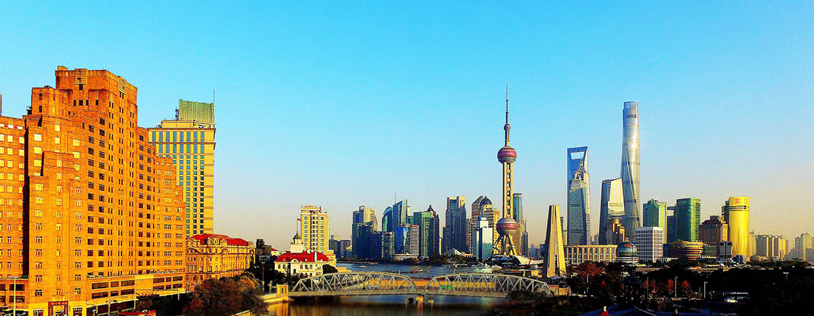 5 Days Shanghai Huangshan Tour
