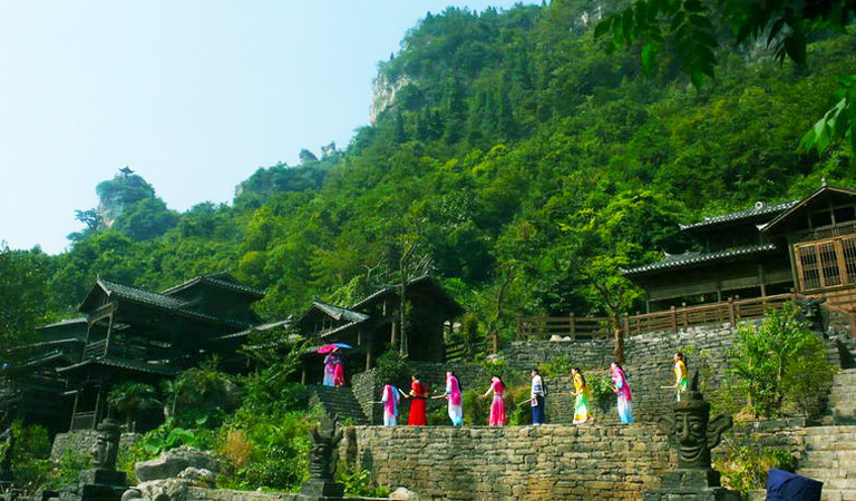 Tribe of the Three Gorges - The Mountain-Top Tribe