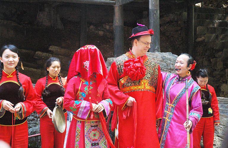 Tribe of the Three Gorges - Wedding Performance