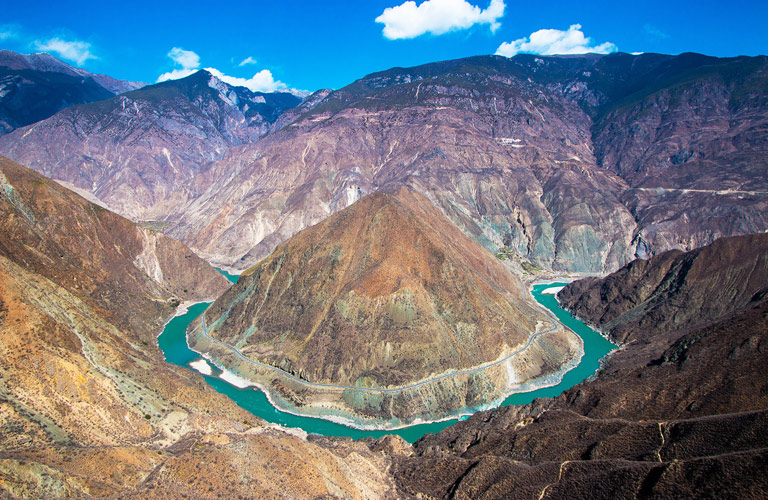 Yangtze River Facts - Jinsha River