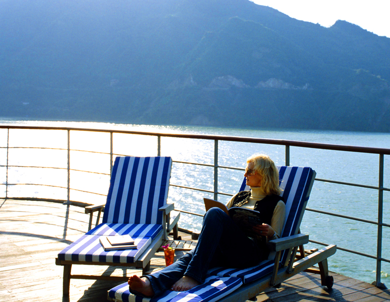 Relaxing Yangtze Cruise