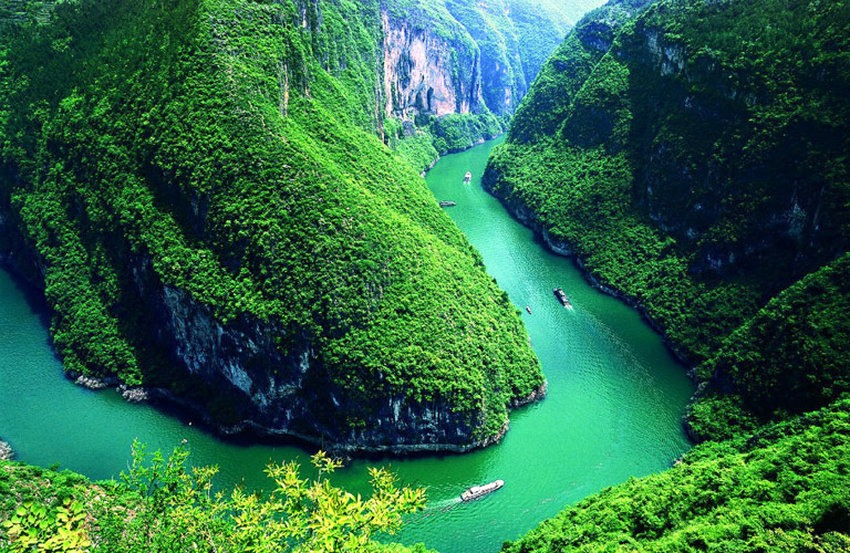 Yangtze River Basin - Yangtze River Middle Reaches