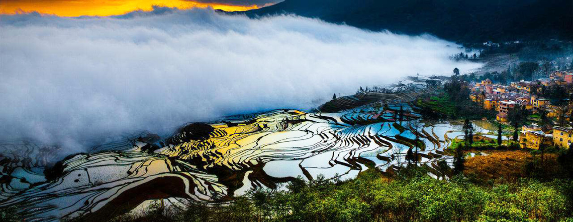 Yuanyang Rice Terrace Hiking Tour