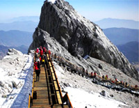 Jade Dragon Snow Mountain Hiking