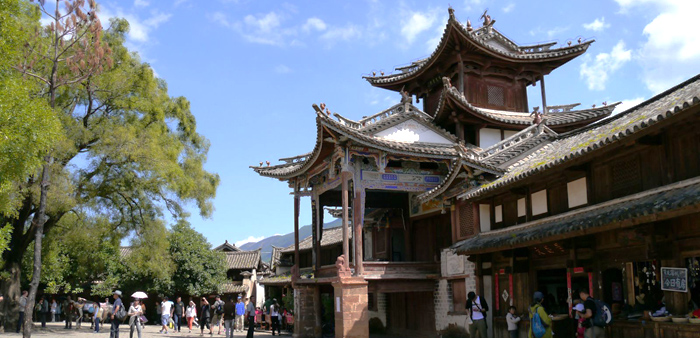 shaxi ancient town dali yunnan famous old town on tea horse road rh chinadiscovery com