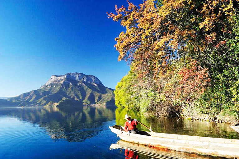 Lugu Lake & Mosuo People