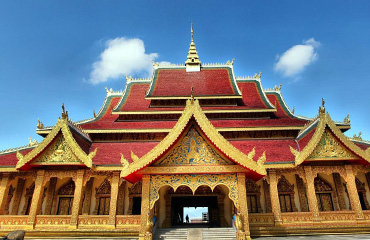 Xishuangbanna Mengle Great Buddhist Monastery