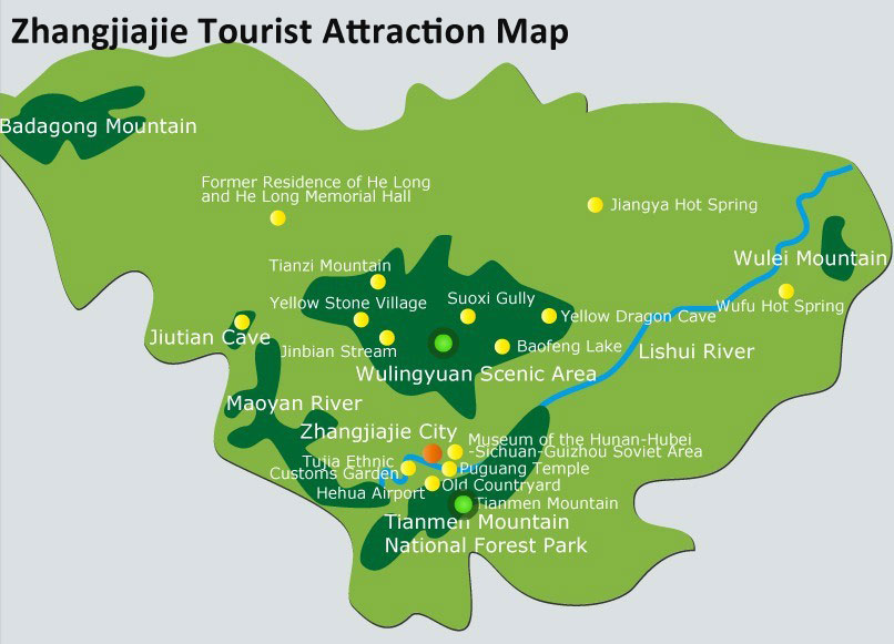 Things to Do in Zhangjiajie, Zhangjiajie Attractions, Zhangjiajie ...