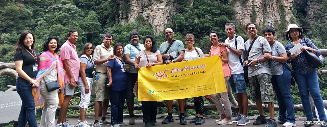 Changsha Zhangjiajie Tour