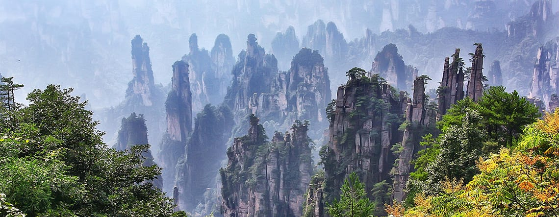 Zhangjiajie National Forest Park Tour