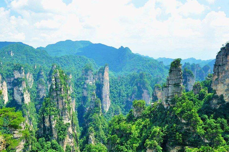 Zhangjiajie Summer Travel