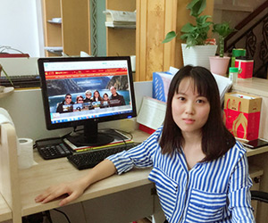 China Travel Consultant - Echo