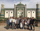 Kai Luey's Group from New Zealand visited Xinjiang, tour customized by China Discovery Consultant Jack