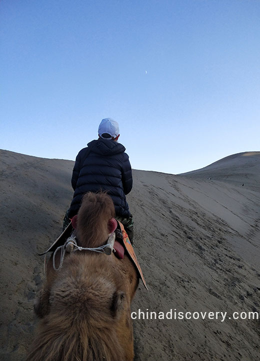 Echoing Sand Mountains Riding