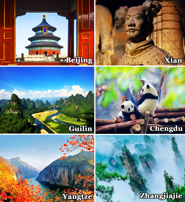 China Tour from Beijing