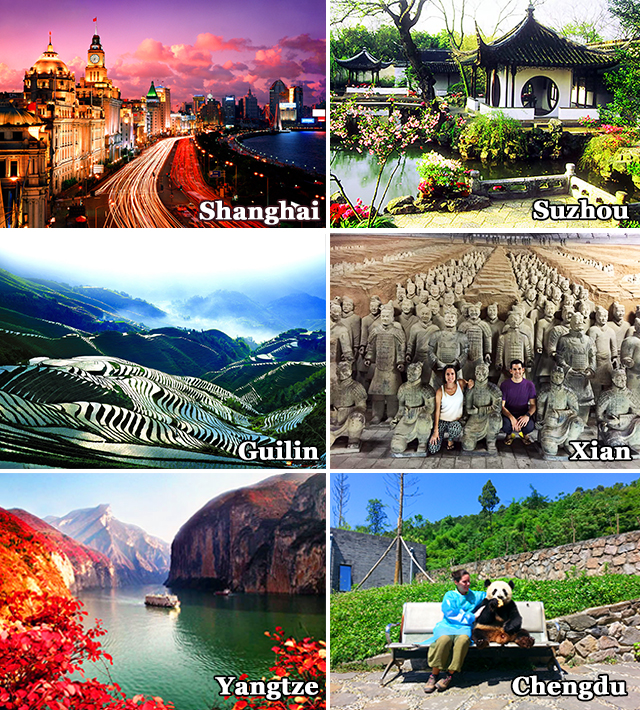 Shanghai Day Tour Package