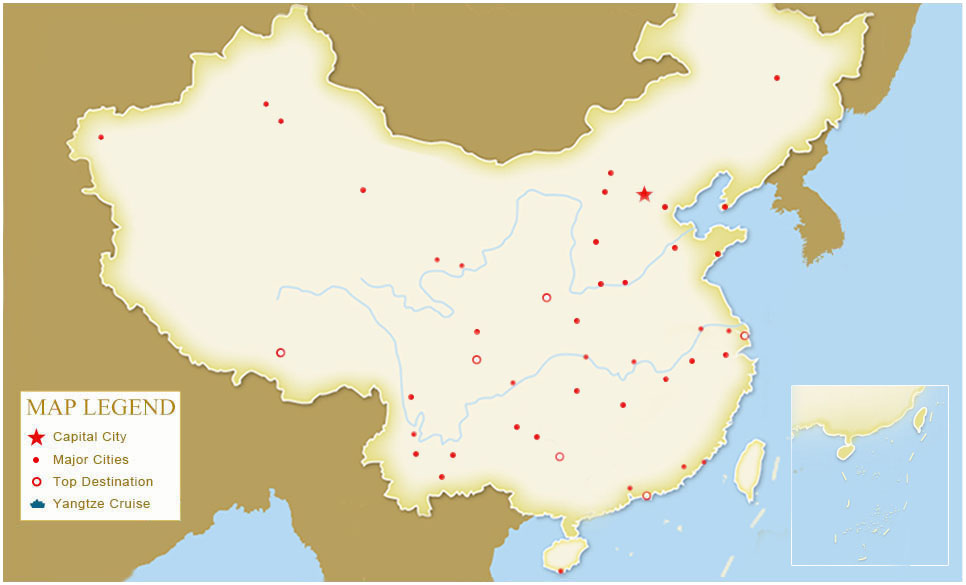 China Maps Maps Of China Location China City Provincial Map - Cities map of china